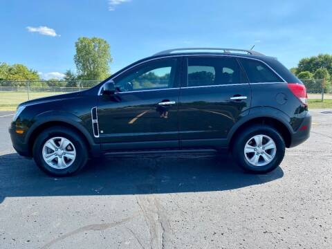 2008 Saturn Vue for sale at Caruzin Motors in Flint MI