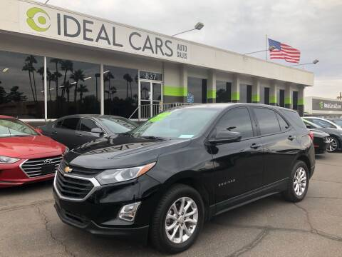 2019 Chevrolet Equinox for sale at Ideal Cars in Mesa AZ