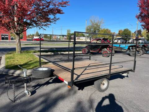 2003 Yacht Club  2 Place Atv Trailer for sale at Harper Motorsports-Powersports in Post Falls ID