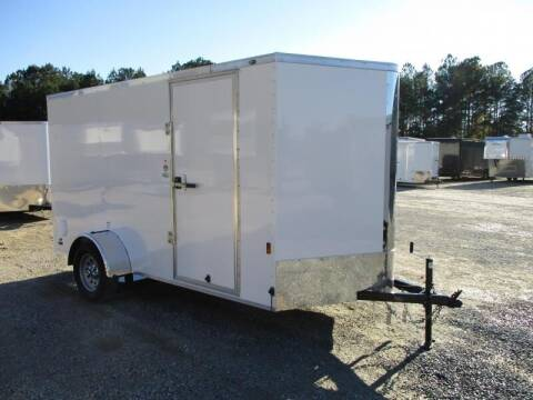 2021 Continental Cargo SUNSHINE 6.5X12 VNOSE for sale at Vehicle Network - HGR'S Truck and Trailer in Hope Mill NC