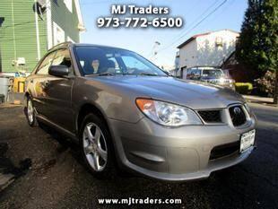 2006 Subaru Impreza for sale at M J Traders Ltd. in Garfield NJ