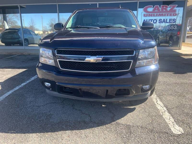 2008 Chevrolet Avalanche for sale at Carz Unlimited in Richmond VA