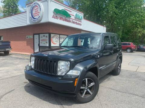 2011 Jeep Liberty for sale at GMA Automotive Wholesale in Toledo OH
