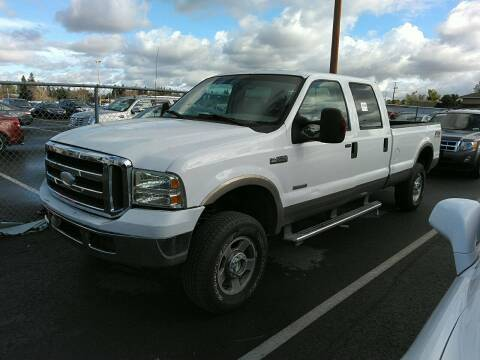 2007 Ford F-350 Super Duty for sale at San Jose Auto Outlet in San Jose CA