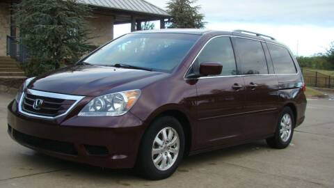 2010 Honda Odyssey for sale at Red Rock Auto LLC in Oklahoma City OK