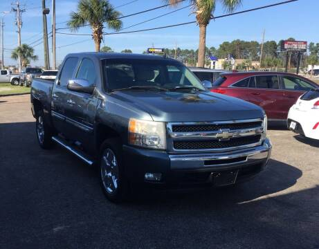 2011 Chevrolet Silverado 1500 for sale at Advance Auto Wholesale in Pensacola FL
