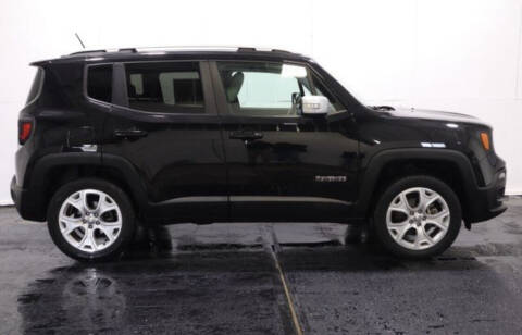 2015 Jeep Renegade for sale at BORGES AUTO CENTER, INC. in Taunton MA