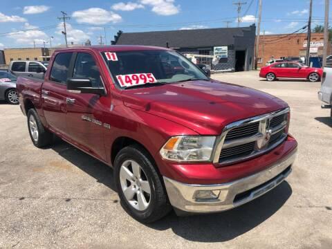 2011 RAM Ram Pickup 1500 for sale at Kramer Motor Co INC in Shelbyville IN