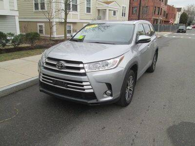 2018 Toyota Highlander for sale at Boston Auto Sales in Brighton MA