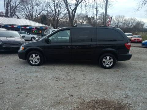 2007 Dodge Grand Caravan for sale at Antique Motors in Plymouth IN