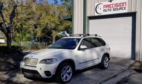 2012 BMW X5 for sale at Precision Auto Source in Jacksonville FL