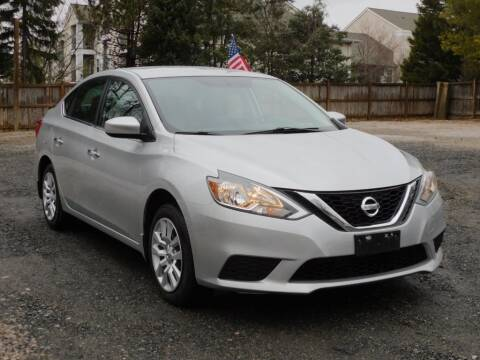 2017 Nissan Sentra for sale at Prize Auto in Alexandria VA