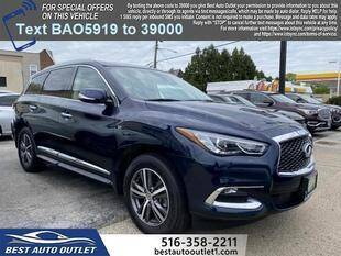 2018 Infiniti QX60 for sale at Best Auto Outlet in Floral Park NY
