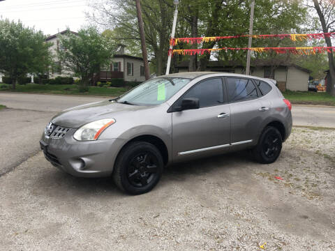 2011 Nissan Rogue for sale at Antique Motors in Plymouth IN