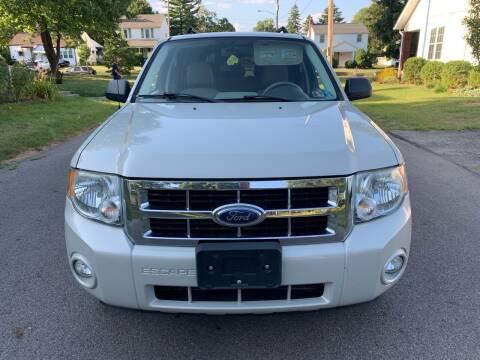 2008 Ford Escape for sale at Via Roma Auto Sales in Columbus OH