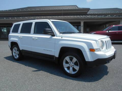 2014 Jeep Patriot for sale at Nye Motor Company in Manheim PA