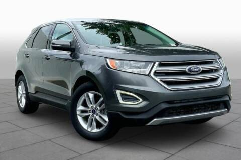 2015 Ford Edge for sale at CU Carfinders in Norcross GA