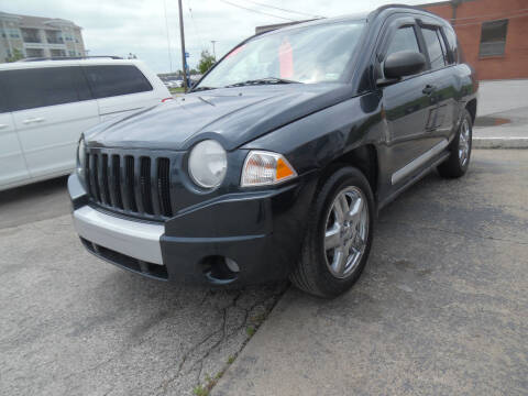 2007 Jeep Compass for sale at VEST AUTO SALES in Kansas City MO