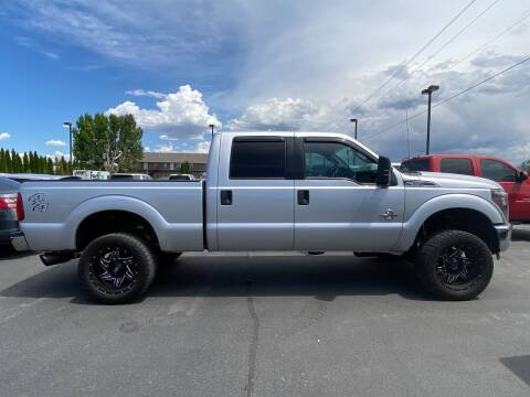 2015 Ford F-350 Super Duty for sale at Auto Image Auto Sales Chubbuck in Chubbuck ID