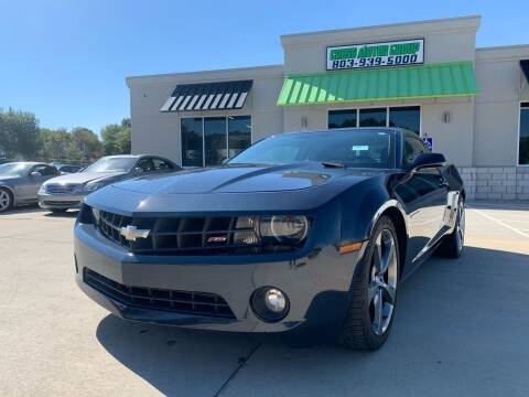 2013 Chevrolet Camaro for sale at Cross Motor Group in Rock Hill SC