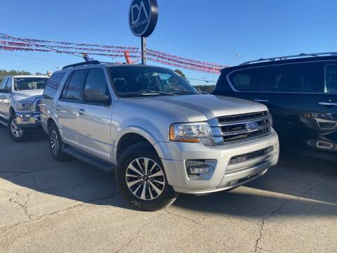 2017 Ford Expedition for sale at Direct Auto in D'Iberville MS