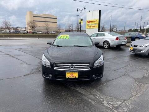 2010 Nissan Maxima for sale at VP Auto Enterprises in Rochester NY