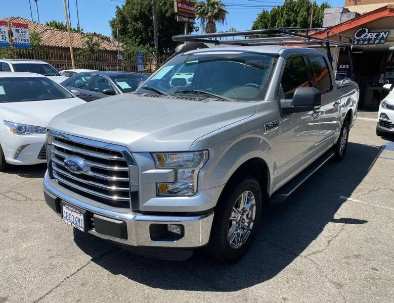 2015 Ford F-150 for sale at Orion Motors in Los Angeles CA