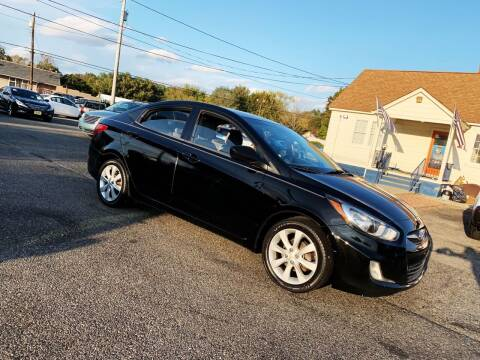 2012 Hyundai Accent for sale at New Wave Auto of Vineland in Vineland NJ