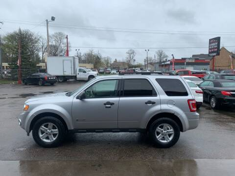 2010 Ford Escape Hybrid for sale at Autoplex 2 in Milwaukee WI