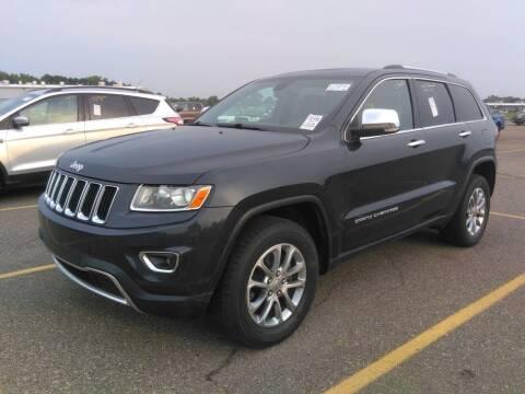 2014 Jeep Grand Cherokee for sale at C & M Auto Sales in Detroit MI
