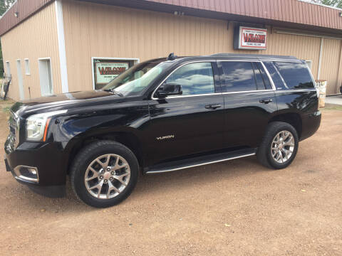 2015 GMC Yukon for sale at Palmer Welcome Auto in New Prague MN
