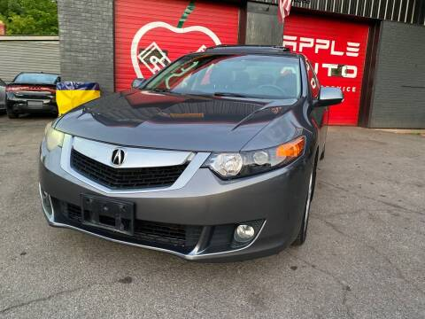2009 Acura TSX for sale at Apple Auto Sales Inc in Camillus NY