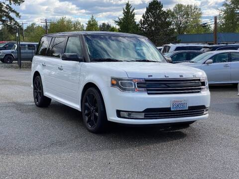 2019 Ford Flex for sale at LKL Motors in Puyallup WA