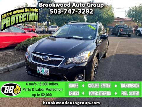 2016 Subaru Crosstrek for sale at Brookwood Auto Group in Forest Grove OR