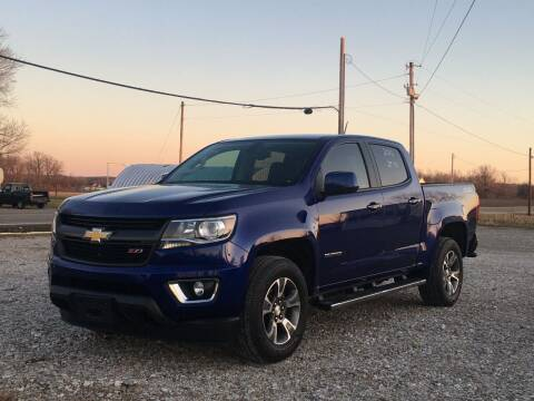2016 Chevrolet Colorado for sale at Carlisle Cars in Chillicothe OH