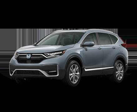 2021 Honda CR-V Hybrid for sale at RUSTY WALLACE HONDA in Knoxville TN