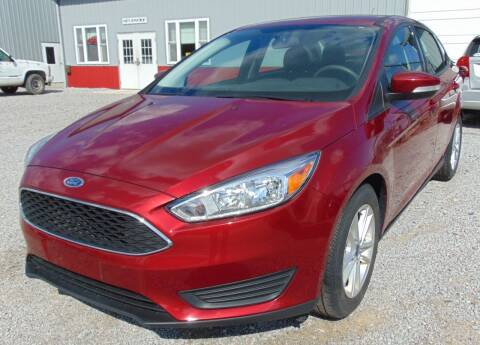 2015 Ford Focus for sale at Kenny's Auto Wrecking in Lima OH