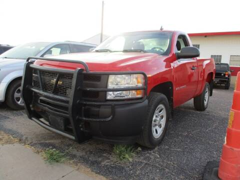 2009 Chevrolet Silverado 1500 for sale at Sunrise Auto Sales in Liberal KS