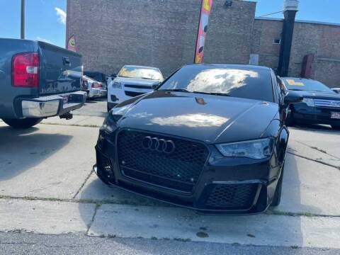 2015 Audi S3 for sale at Alpha Motors in Chicago IL