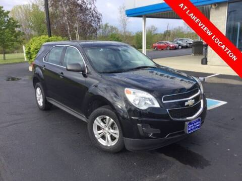 2012 Chevrolet Equinox for sale at Austins At The Lake in Lakeview OH