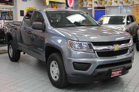 2019 Chevrolet Colorado for sale at Windy City Motors in Chicago IL