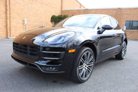 2018 Porsche Macan for sale at Vantage Auto Wholesale in Lodi NJ