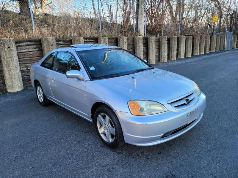 2003 Honda Civic for sale at U.S. Auto Group in Chicago IL