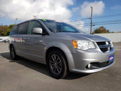 2017 Dodge Grand Caravan for sale at All Star Mitsubishi in Corpus Christi TX