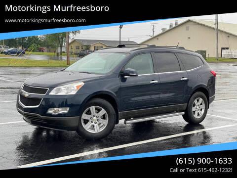 2012 Chevrolet Traverse for sale at Motorkings Murfreesboro in Murfreesboro TN