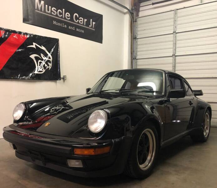 1988 Porsche 911 for sale at Muscle Car Jr. in Alpharetta GA