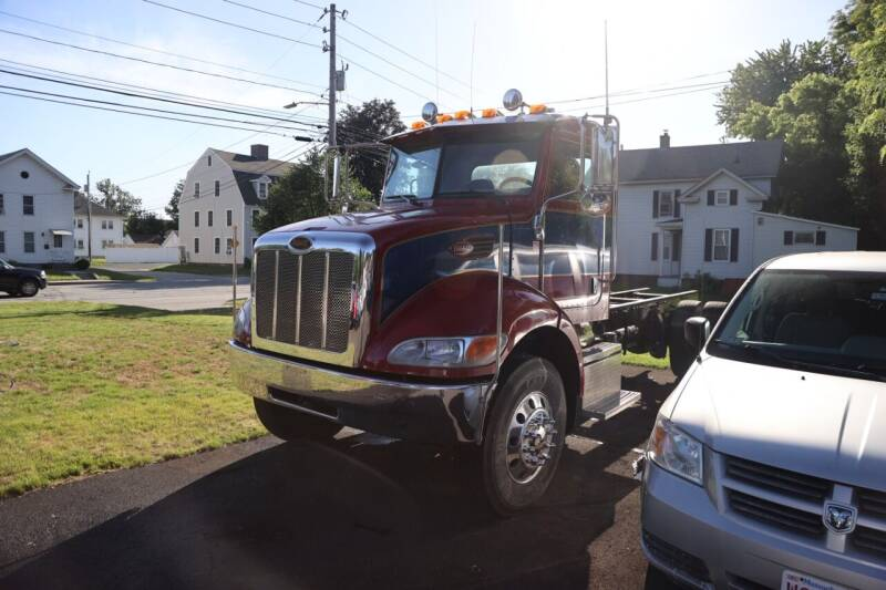 2007 Peterbilt 587 for sale at FENTON AUTO SALES in Westfield MA