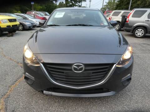 2014 Mazda MAZDA3 for sale at Wheels and Deals in Springfield MA