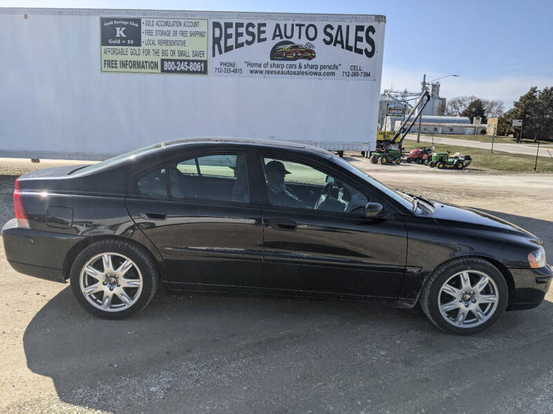 2006 Volvo S60 for sale at Reese Auto Sales in Pocahontas IA