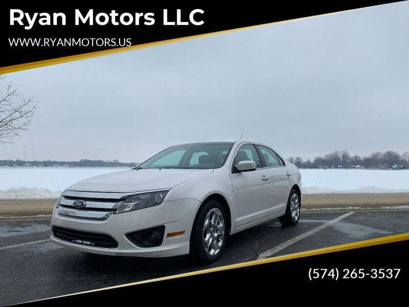 2011 Ford Fusion for sale at Ryan Motors LLC in Warsaw IN